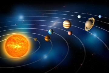 The solar system - Solar System Puzzle