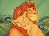 Кралят на лъвовете - Симба и Нала