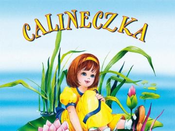 small phone to the library - calineczka for a biblio contest