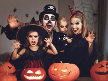 Disfraz de halloween - ¡Mañana es Halloween! Disfraz de Halloween es una de las ideas.