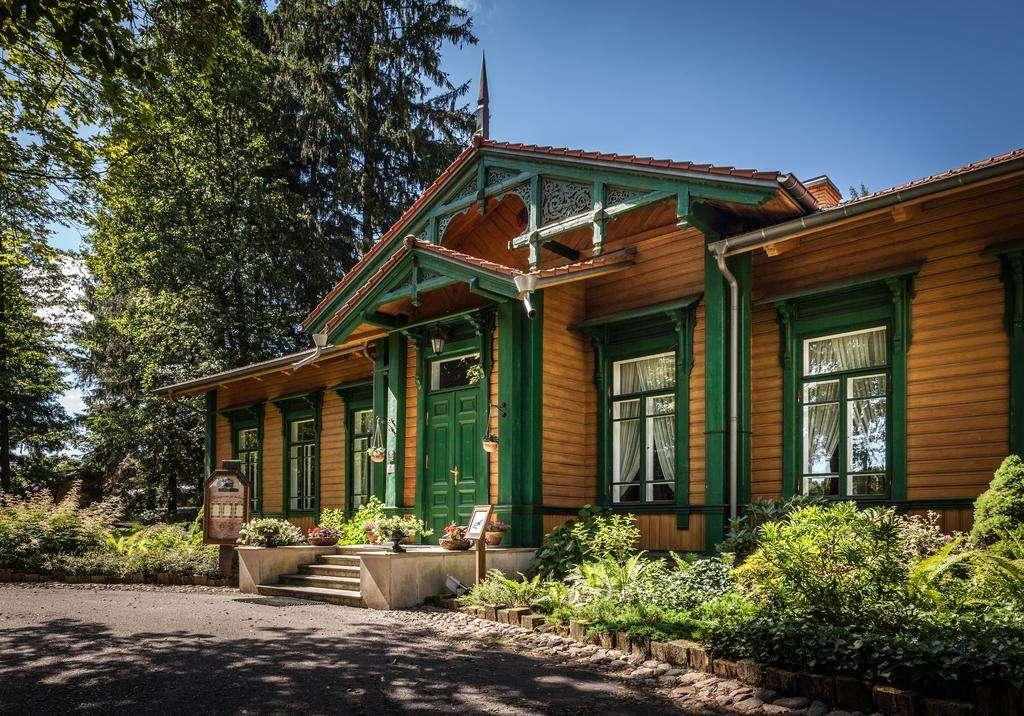 Беловежката - Апартаменти Carskie в Białowieża (10×10)