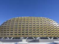 Hotel in Davos.