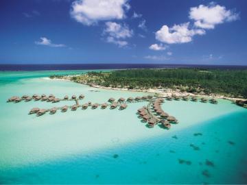 casas na água - casas na água, exóticas, lagoa, relaxamento