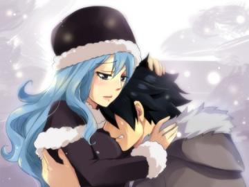 Fairy Tail - Juvia and Gray Najlepsza Para Love