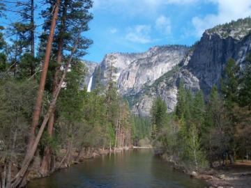 górski krajobraz - górski krajobraz, rzeka