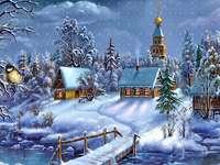Beautiful winter - Beautiful winter landscape