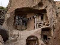 ziemnianka - кални колиби в скалите