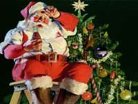Gelukkig Santa