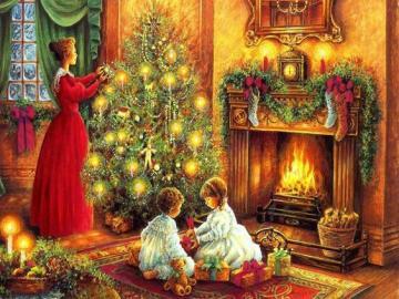 Christmas. - Christmas holidays