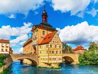 Città bavarese