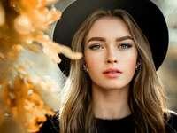 Flickan på hösten