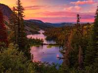 Kalifornijskie jeziora
