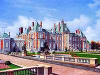 Dawny pałac w Świerklańcu.