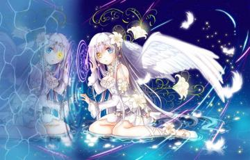 Anime Angel - Star Anime Angel Wallpaper