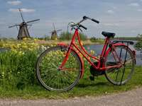 Ολλανδικό τοπίο.