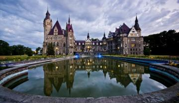 Castle of Moszna - Moszna Castle is a unique place that brings fairy-tale associations to your head after the first loo