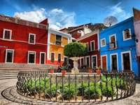 Colori del Messico. - Paesaggio messicano