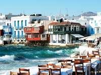 Grèce-île de Mykonos - Grèce-Mykonos