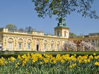 Дворец във Виланув.
