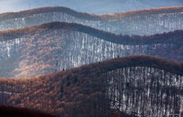 """Bieszczady - The photo comes from the site \ """"piotrg.com.pl \"""""""