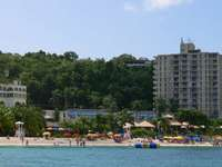 Ямайка, плажът.