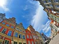 Viviendas en Gdansk.