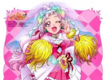 Cure Yell - hugtto precure cure yell
