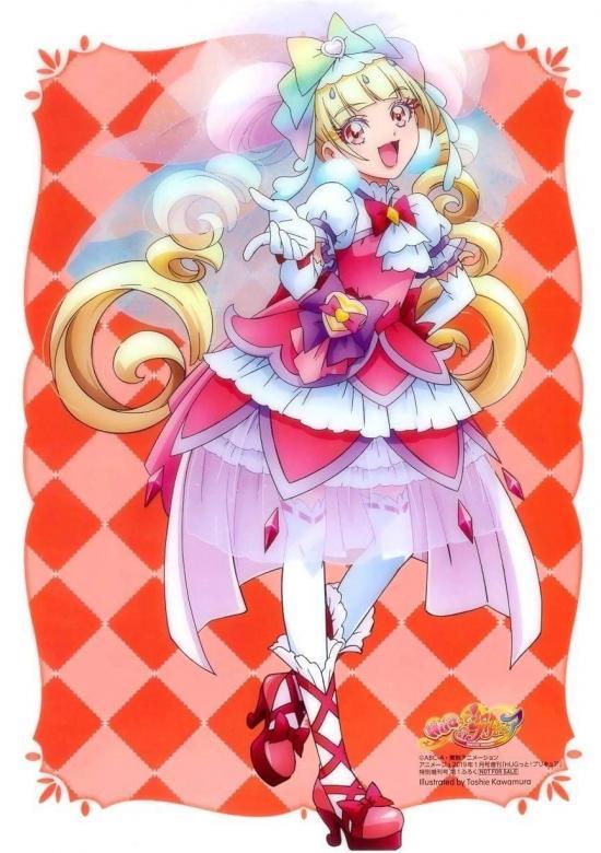 Cure Macherie - hugtto precure cure macherie (12×12)