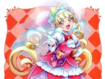 Cure Macherie - hugtto precure cure macherie