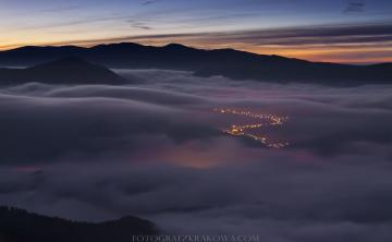 """Bath in the mist - The photo comes from the site """"fotografzkrakowa.com"""""""