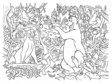 Das Buch des Dschungels