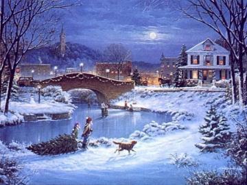Nadchodzi magiczny czas - Boże Narodzenie , magia Świąt