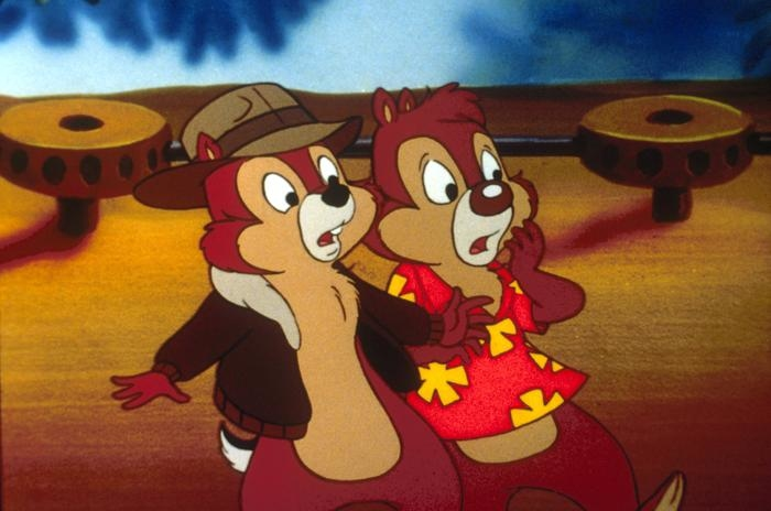 Chip e Dale - Happy scoiattoli, Czip e Dale