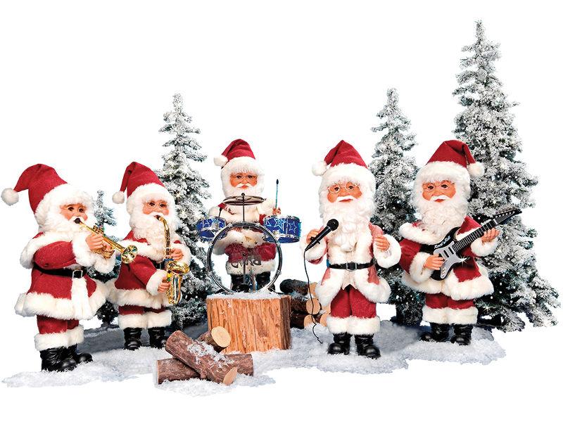 Santas Orchester - -Das christliche Orchester (6×5)
