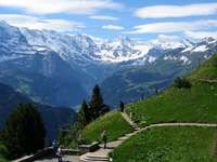 Alpes de Berna.