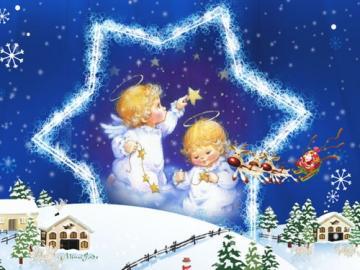 Christmas - Christmas-star