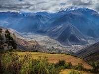 Долината на инките