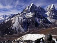 Los Himalayas son las montañas