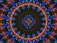 puzzle - puzzle coloré