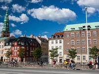 Kopenhagen - De hoofdstad van Denemarken - Kopenhagen.