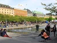 Stockholm. - Stockholm. Venetië van het noorden