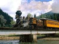 Történelmi vonat.