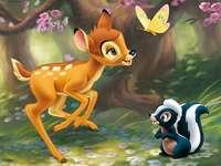 bambi fawn