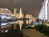 Hambourg festif. - Hambourg festif.