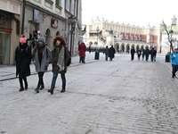 Kemény tél Krakkóban - Kemény tél Krakkóban