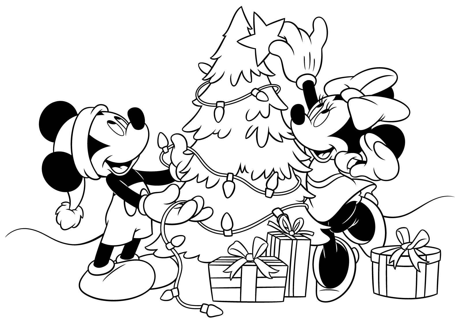 Rato de natal - Oficinas de Natal (4×4)