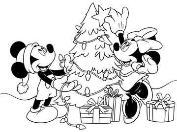 Christmas mouse - Christmas workshop