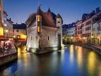 Frankreich. Annecy.