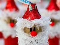 хартиени Дядо Коледа