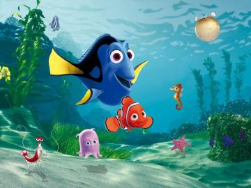 looking for dory - dory nemo and friends little fish